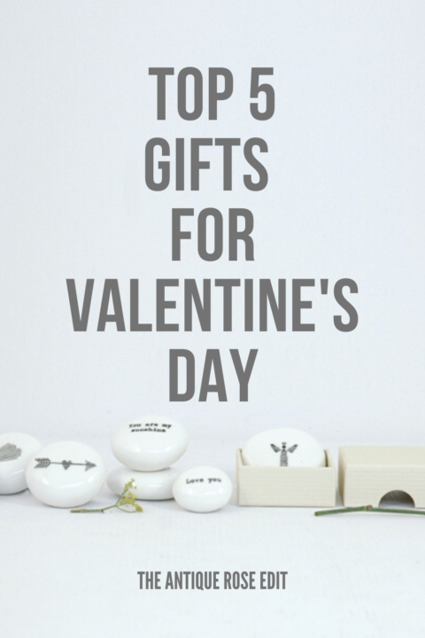 Top 5 Valentine's Day gifts for the one you love