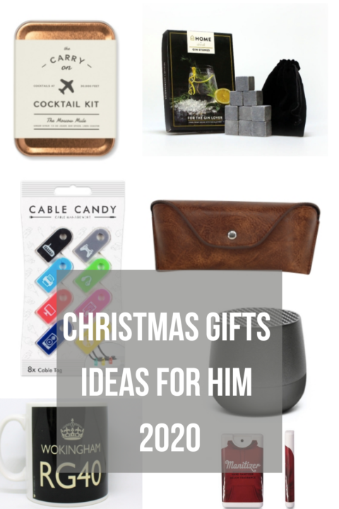 Christmas Gift Ideas for Him 2020